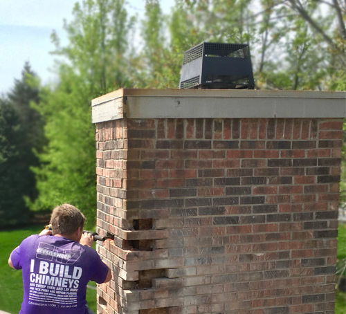 Chimney Services Clean Sweep 317